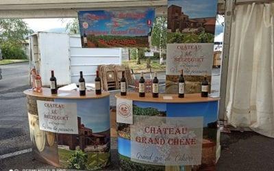 Salon des vins et de la gastronomie de Saint Céré